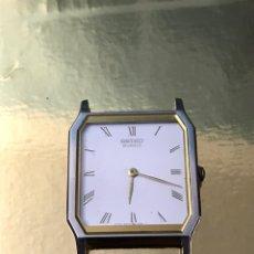 Relojes - Seiko: RELOJ SEIKO 6530-5740 CUARZO JAPON TL VINTAGE. Lote 234121765