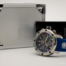 Relógios - Seiko: TW STEEL TW 924 TECH CARBON YAMAHA FACTORY RACING. Lote 238633785