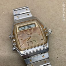 Relógios - Seiko: RELOJ SEIKO QUARTZ ARMYS ORIGINAL DIGITAL Y ANALÓGICO. Lote 239676535