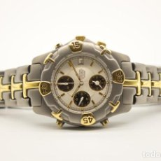 Relógios - Seiko: CRONOGRAFO JUNGHANS TITANIO SOLIDO. Lote 241648655