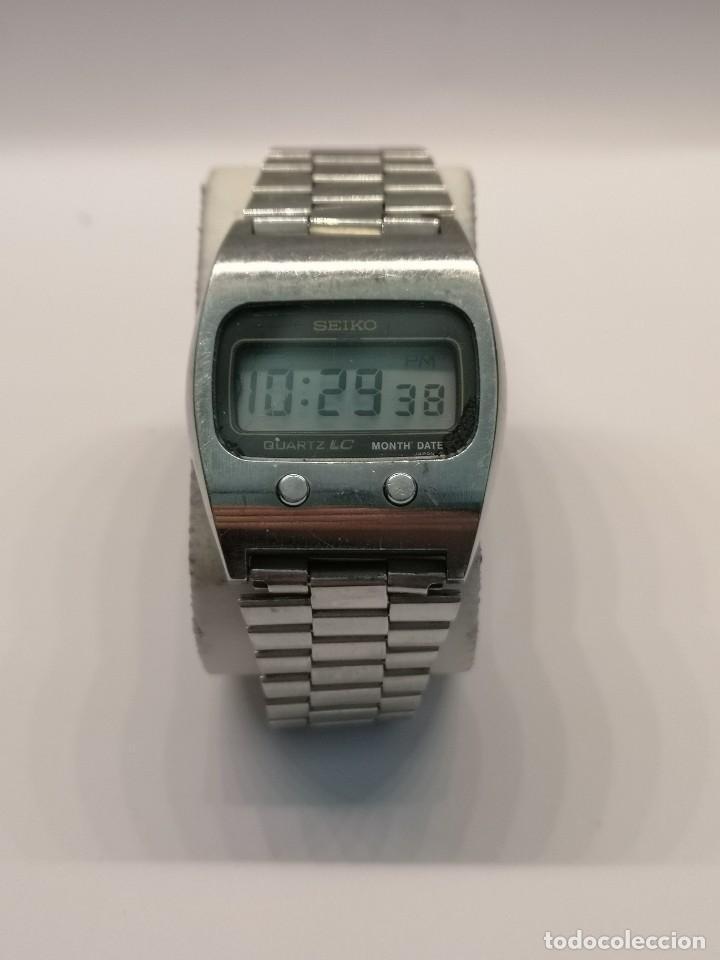 RELOJ COLECCION SEIKO 0439-5007 DIGITAL (Relojes - Relojes Actuales - Seiko)