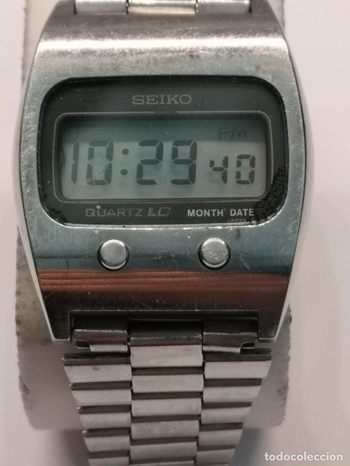 Relojes - Seiko: reloj coleccion seiko 0439-5007 digital - Foto 2 - 241889620
