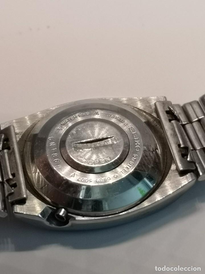 Relojes - Seiko: reloj coleccion seiko 0439-5007 digital - Foto 7 - 241889620