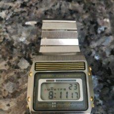 Relojes - Seiko: SEIKO A639-5030. RARO MODELO GRAN ESTADO 1981. Lote 243651305