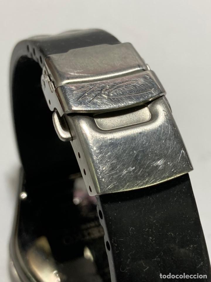 Relojes - Seiko: Reloj Seiko kinetic modelo vintage en funcionamiento pila nueva - Foto 5 - 243859785
