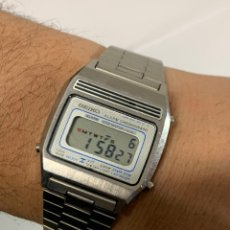 Relojes - Seiko: RELOJ VINTAGE SEIKO A639-5000 ALARM CHRONOGRAPH TODO ORIGINAL JAPAN. Lote 243886825
