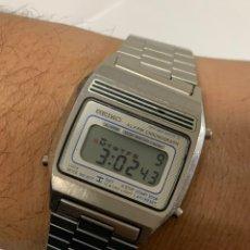 Relojes - Seiko: RELOJ VINTAGE SEIKO A639-5000 ALARM CHRONOGRAPH TODO ORIGINAL JAPAN. Lote 243888660