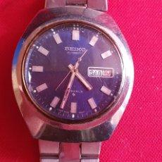 Relojes - Seiko: RELOJ SEIKO AUTOMATICO 17 JEWELS NO FUNCIONA .MIDE 39 MM DIAMETRO. Lote 244183460