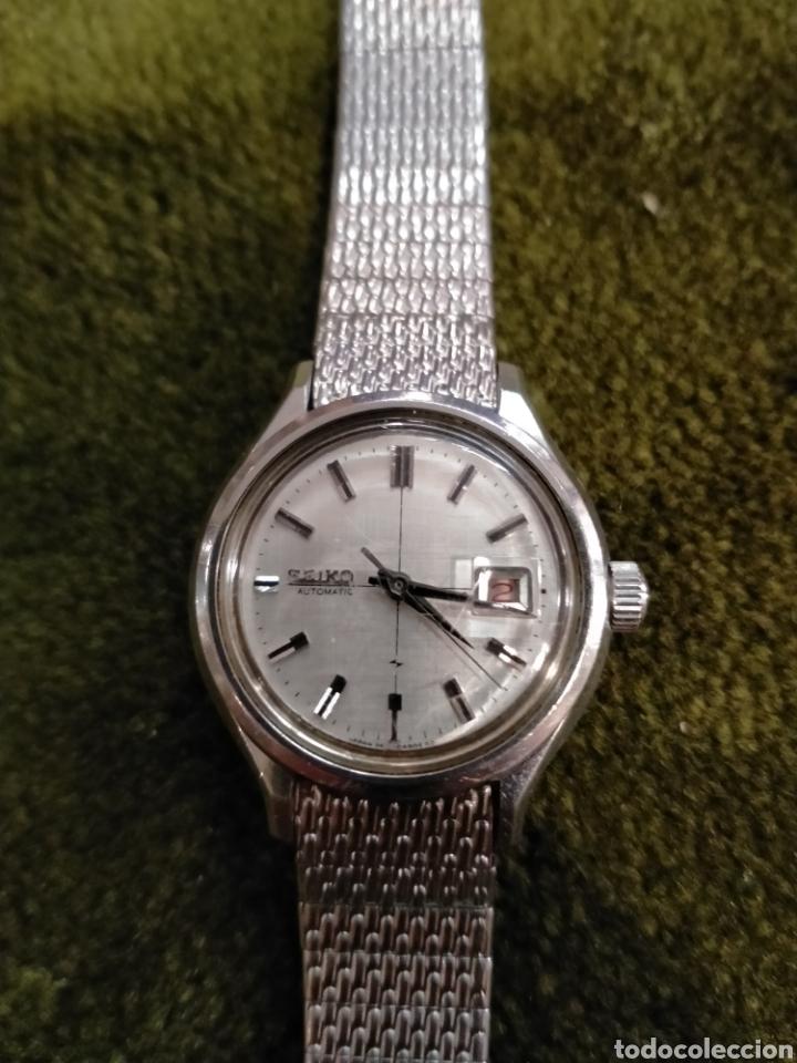 Relojes - Seiko: Reloj de pulsera de señora seiko automático - Foto 3 - 244542020