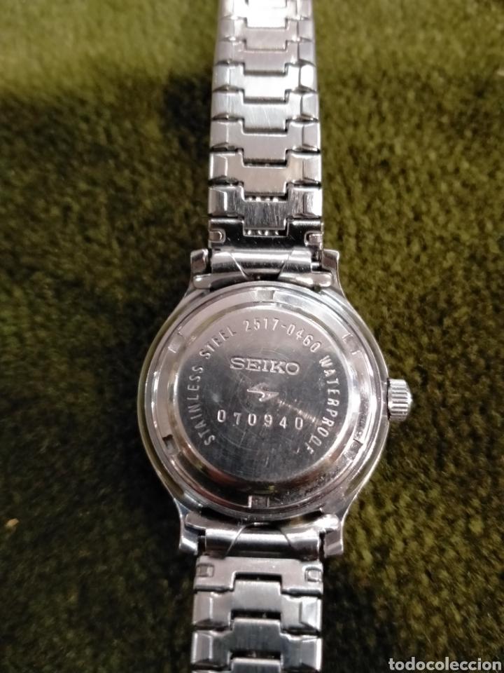Relojes - Seiko: Reloj de pulsera de señora seiko automático - Foto 4 - 244542020