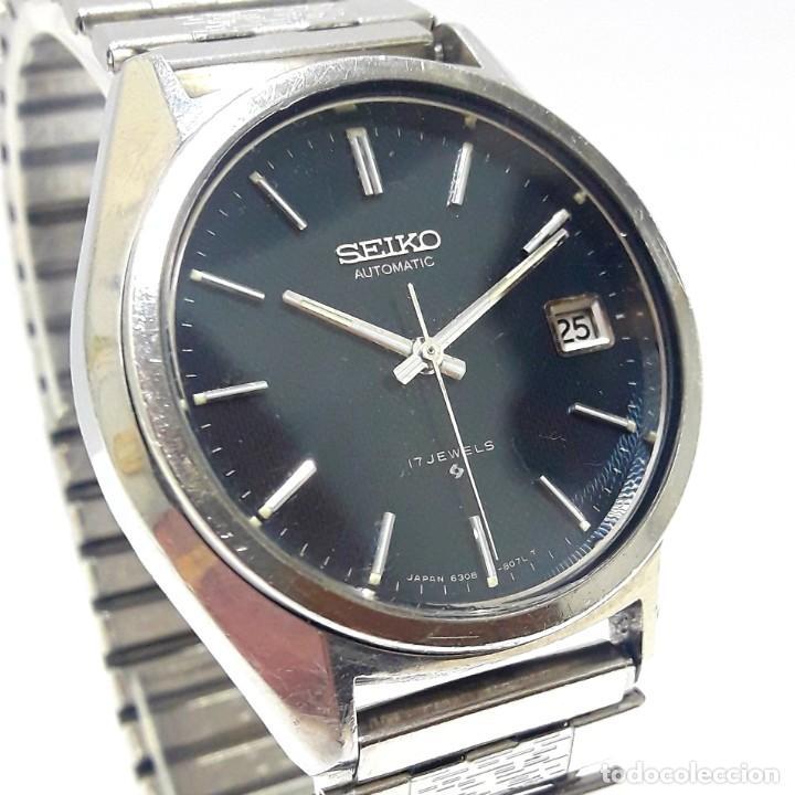 RELOJ SEIKO AUTOMÁTICO CALIBRE 6308 (Relojes - Relojes Actuales - Seiko)