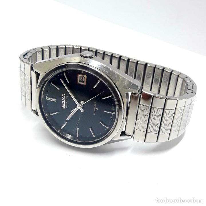 Relojes - Seiko: RELOJ SEIKO AUTOMÁTICO CALIBRE 6308 - Foto 3 - 244560495