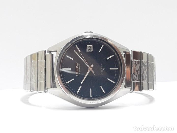Relojes - Seiko: RELOJ SEIKO AUTOMÁTICO CALIBRE 6308 - Foto 4 - 244560495
