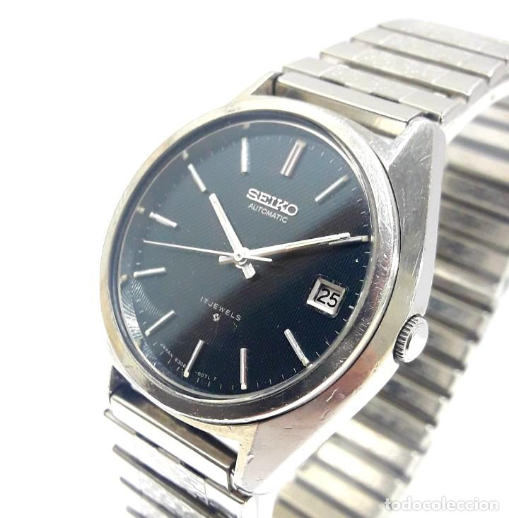 Relojes - Seiko: RELOJ SEIKO AUTOMÁTICO CALIBRE 6308 - Foto 5 - 244560495