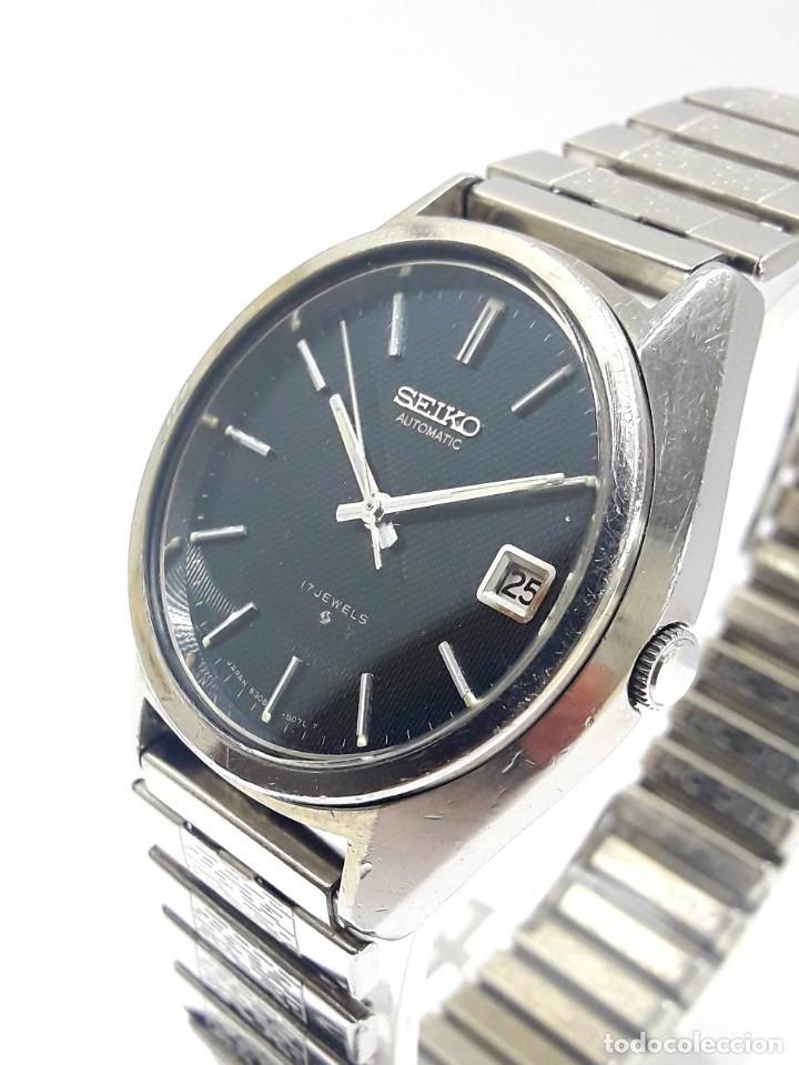 Relojes - Seiko: RELOJ SEIKO AUTOMÁTICO CALIBRE 6308 - Foto 6 - 244560495