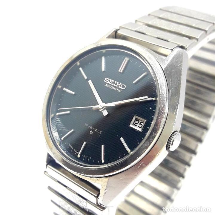 Relojes - Seiko: RELOJ SEIKO AUTOMÁTICO CALIBRE 6308 - Foto 7 - 244560495