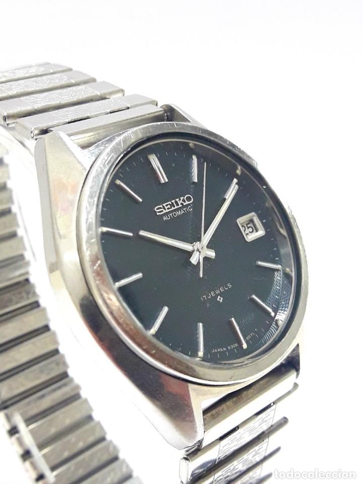 Relojes - Seiko: RELOJ SEIKO AUTOMÁTICO CALIBRE 6308 - Foto 8 - 244560495