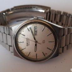 Relojes - Seiko: RELOJ SEIKO SQ QUARTZ VINTAGE. FUNCIONANDO VER FOTOS.. Lote 244867040