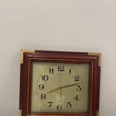 Relojes - Seiko: RELOJ PARED SEIKO QUARTZ. Lote 244964755