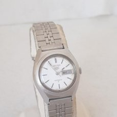 Relojes - Seiko: SEIKO 5 AUTOMATICO ACERO FUNCIONANDO. Lote 245014105