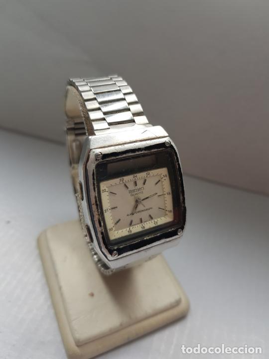 Relojes - Seiko: RARO SEIKO H357 5040 JAMES BOND PROYECTO RESTAURACION - Foto 3 - 245241560