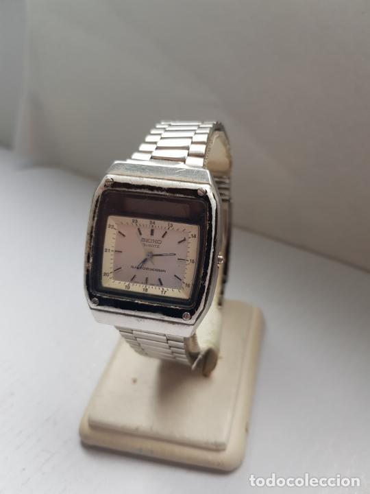 Relojes - Seiko: RARO SEIKO H357 5040 JAMES BOND PROYECTO RESTAURACION - Foto 4 - 245241560