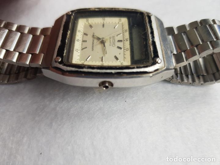 Relojes - Seiko: RARO SEIKO H357 5040 JAMES BOND PROYECTO RESTAURACION - Foto 6 - 245241560
