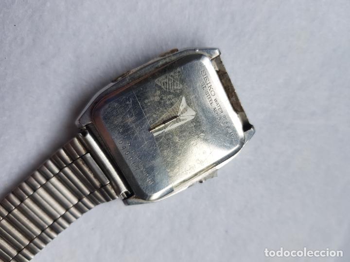 Relojes - Seiko: RARO SEIKO H357 5040 JAMES BOND PROYECTO RESTAURACION - Foto 10 - 245241560