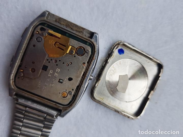 Relojes - Seiko: RARO SEIKO H357 5040 JAMES BOND PROYECTO RESTAURACION - Foto 16 - 245241560
