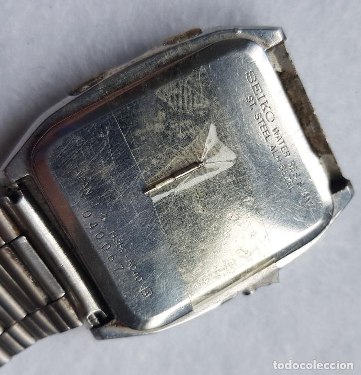 Relojes - Seiko: RARO SEIKO H357 5040 JAMES BOND PROYECTO RESTAURACION - Foto 13 - 245241560