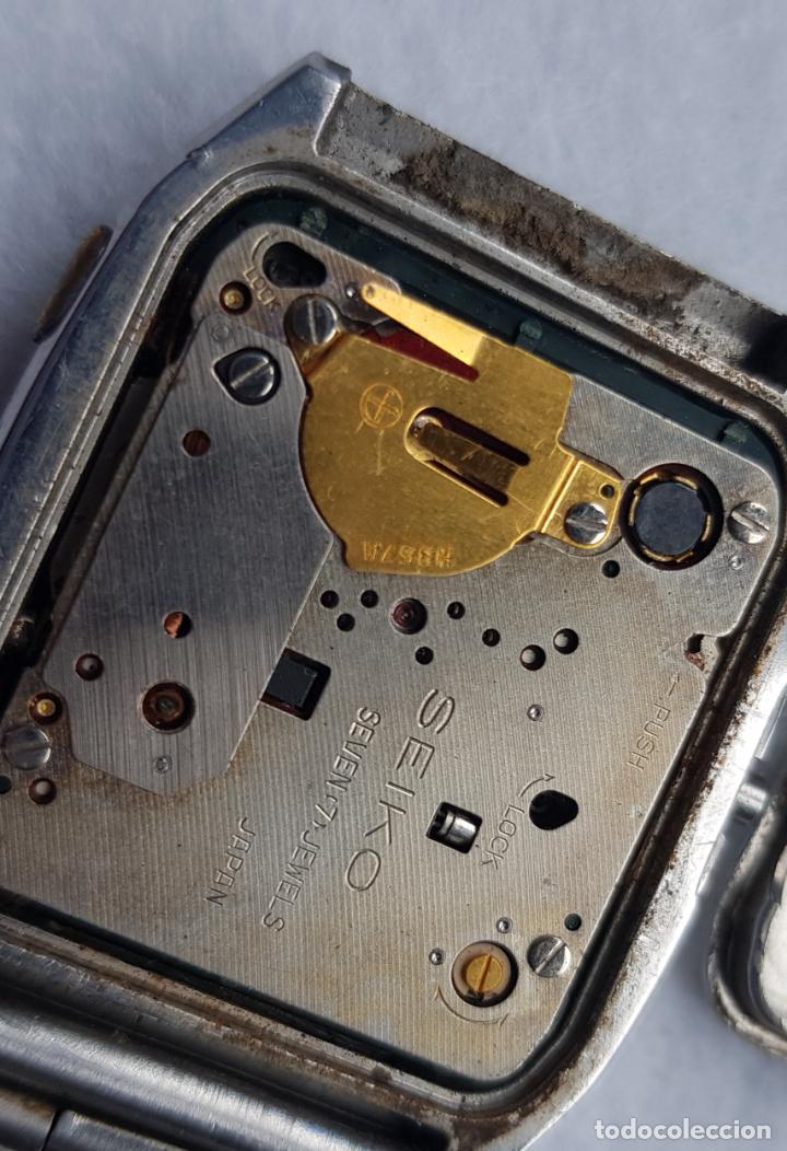 Relojes - Seiko: RARO SEIKO H357 5040 JAMES BOND PROYECTO RESTAURACION - Foto 15 - 245241560