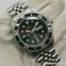 Relojes - Seiko: MEN'S SEIKO SPORTS 200 SM43-0A40 DIVERS KINETIC DAY DATE 42MM WATCH. Lote 246591100