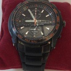 Relojes - Seiko: SEIKO SPORTURA CHRONOGRAPH ALARM. Lote 246990150