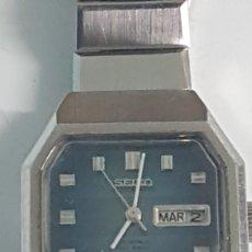 Relojes - Seiko: RELOJ SEIKO MUJER AUTOMATICO DOBLE CALENDARIO. Lote 251511700