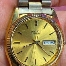 Relojes - Seiko: RELOJ SEIKO FUNCIONANDO EN EXCEPCIONAL ESTADO. Lote 251538600