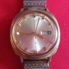 Relógios - Seiko: RELOJ SEIKO 5 AUTOMATICO 21 JEWELS FUNCIONA .MIDE 36 MM DIAMETRO. Lote 253436800