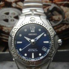 Relógios - Seiko: RELOJ SEIKO KINETIC AUTO RELAY. Lote 253540575