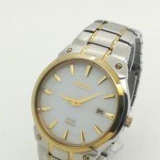 Relojes - Seiko: RELOJ SEIKO SOLAR V157-0AV0 R2 (NO FUNCIONA) DE SEGUNDA MANO. Lote 253615985