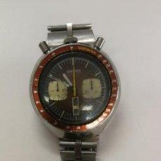 Relógios - Seiko: RELOJ SEGUNDA MANO MARCA SEIKO CON CALENDARIO. Lote 255559015