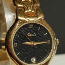 Relojes - Seiko: RELOJ ODENIA, 18K ELECTROPLATED- NOS (NEW OLD STOCK). Lote 255954810