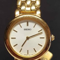 Relojes - Seiko: RELOJ SEIKO 1N00-1E10 - VINTAGE - NOS (NEW OLD STOCK). Lote 255958790