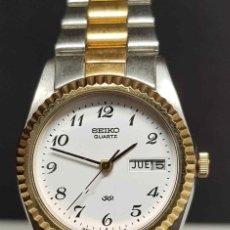 Relojes - Seiko: RELOJ SEIKO 3A23-0A60 - VINTAGE - NOS (NEW OLD STOCK). Lote 255960090