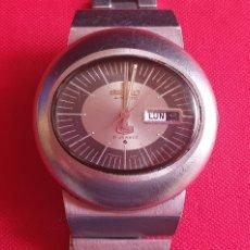 Relógios - Seiko: RELOJ SEIKO AUTOMATICO 5 21 JEWELS FUNCION.. Lote 256159945