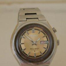 Relojes - Seiko: SEIKO BELL MATIC FUNCIONANDO 4006 6040 CON BRAZALETE ORIGINAL. Lote 257479895