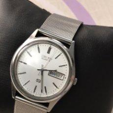 Relojes - Seiko: RELOJ SEIKO 8C23-6010 JAPON A VINTAGE. Lote 257506490
