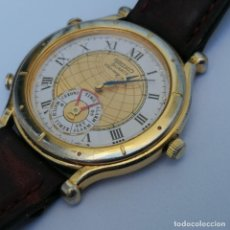 Relojes - Seiko: RELOJ SEIKO 8M25-7100 VINTAGE AGE OF DISCOVERY CHRONOGRAPH. Lote 257617920