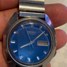 Relógios - Seiko: RELOJ SEIKO AUTOMÁTICO FUNCIONA PERFECTAMENTE. ESFERA BONITA . VER FOTOS. Lote 258054330