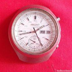 Relógios - Seiko: RELOJ SEIKO CHRONOGRAPH AUTOMATIC FUNCIONA. MIDE 40.4 MM DIAMETRO. Lote 260530245
