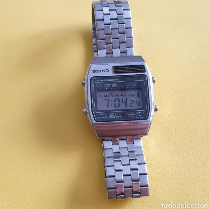 SEIKO A158 5060 (Relojes - Relojes Actuales - Seiko)