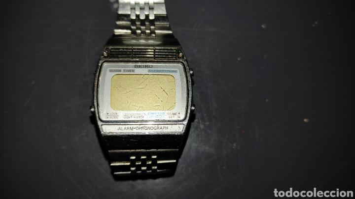 RELOJ DIGITAL SEIKO A-259 (Relojes - Relojes Actuales - Seiko)